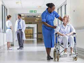 Hospitals needing house call physicians