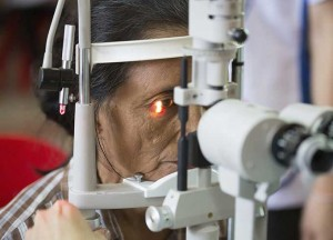 Optometry house call
