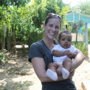 Mobile Physician Services', Nicole, helping medically underserved people abroad.