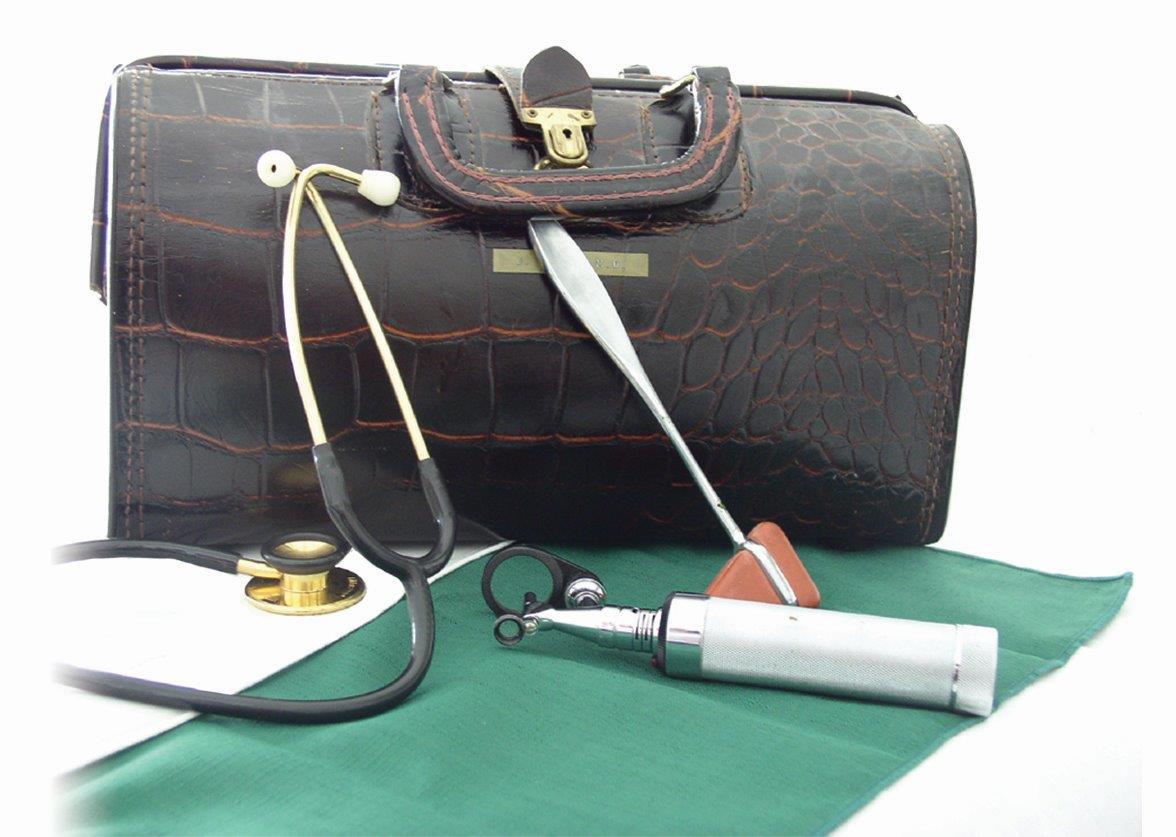 House Call Medical Bag