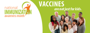 Adult vaccines, Flu, immunizations