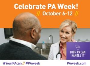 PA week