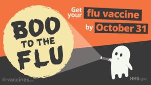 boo to flu